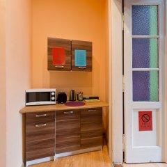 Отель Hostel 70s and Queen Apartments Польша, Краков - 2 отзыва об отеле, цены и фото номеров - забронировать отель Hostel 70s and Queen Apartments онлайн фото 2