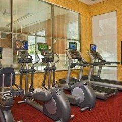 Отель Residence Inn Arlington Courthouse фитнесс-зал фото 4