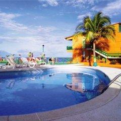 Отель Tres Casitas Welcome Колумбия, Сан-Андрес - отзывы, цены и фото номеров - забронировать отель Tres Casitas Welcome онлайн бассейн
