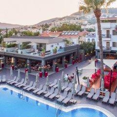 Samira Exclusive Hotel & Apartments Турция, Калкан - отзывы, цены и фото номеров - забронировать отель Samira Exclusive Hotel & Apartments онлайн помещение для мероприятий
