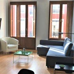 Отель Turia Town Испания, Валенсия - отзывы, цены и фото номеров - забронировать отель Turia Town онлайн комната для гостей фото 4