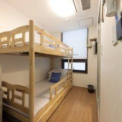 Отель K-Guesthouse Myeongdong 2 Южная Корея, Сеул - отзывы, цены и фото номеров - забронировать отель K-Guesthouse Myeongdong 2 онлайн комната для гостей фото 2
