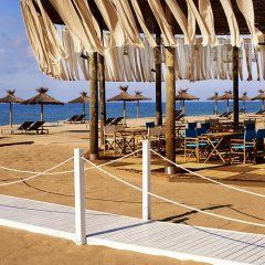 Отель Le Meridien Ra Beach Hotel & Spa Испания, Эль Вендрель - 3 отзыва об отеле, цены и фото номеров - забронировать отель Le Meridien Ra Beach Hotel & Spa онлайн фитнесс-зал фото 4