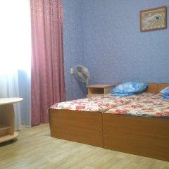 On Kazachya Hostel сейф в номере