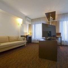 Отель Спутник Москва комната для гостей фото 4