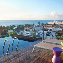 Отель Koox La Mar Condhotel Плая-дель-Кармен бассейн фото 3