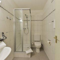 Отель FIDELIO Мюнхен ванная