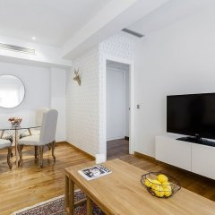 Апартаменты Principe de Vergara Apartment комната для гостей фото 5