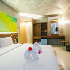 B2 Sea View Pattaya Boutique & Budget Hotel комната для гостей