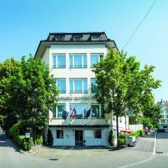 Отель Sorell Hotel Rex Швейцария, Цюрих - отзывы, цены и фото номеров - забронировать отель Sorell Hotel Rex онлайн парковка