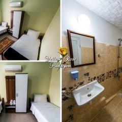 Yellow Rose Pansiyon Турция, Канаккале - отзывы, цены и фото номеров - забронировать отель Yellow Rose Pansiyon онлайн ванная