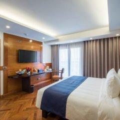 Haibay hotel комната для гостей фото 5