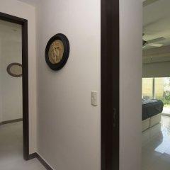 Отель Downtown Apartment Oasis 12 Мексика, Плая-дель-Кармен - отзывы, цены и фото номеров - забронировать отель Downtown Apartment Oasis 12 онлайн интерьер отеля