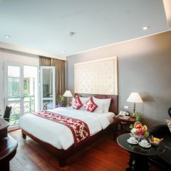 Medallion Hanoi Hotel комната для гостей