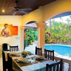 Отель Coconut Paradise Villas питание