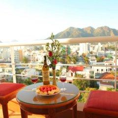 Отель Memory Hotel Nha Trang Вьетнам, Нячанг - отзывы, цены и фото номеров - забронировать отель Memory Hotel Nha Trang онлайн балкон