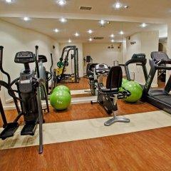 Stikliai Hotel фитнесс-зал