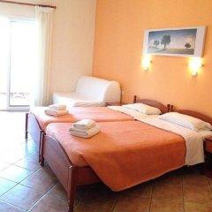 Отель Aloni Hotel Греция, Пефкохори - отзывы, цены и фото номеров - забронировать отель Aloni Hotel онлайн комната для гостей фото 2