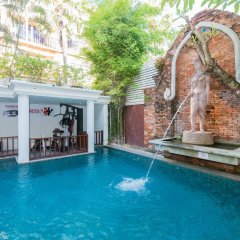 Отель New Patong Premier Resort бассейн