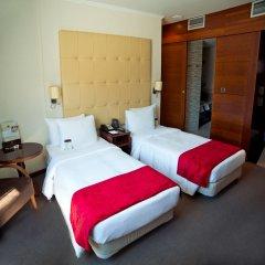 Гостиница DoubleTree by Hilton Novosibirsk комната для гостей