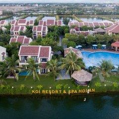 Отель KOI Resort and Spa Hoi An