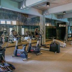 Отель Pool Access By Punnpreeda Beach Resort фитнесс-зал