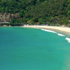 Отель Green Leaf 3 Nai Harn 2 bedrooms Villa пляж