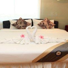 Отель Summit Pavilion Бангкок спа