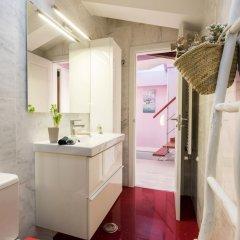 Отель Fernando VI City Center Испания, Мадрид - отзывы, цены и фото номеров - забронировать отель Fernando VI City Center онлайн ванная фото 2