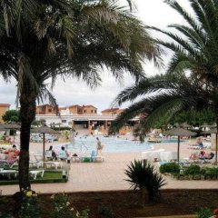Отель Apartamentos Vista Blanes пляж фото 2