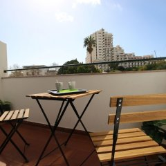 Отель T1 Visconde by Paradise Waves балкон