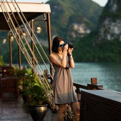 Отель Image Halong Cruises питание