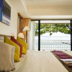 Отель Sunset Beach Resort комната для гостей фото 4