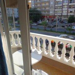 Serapion Hotel Турция, Дикили - отзывы, цены и фото номеров - забронировать отель Serapion Hotel онлайн балкон