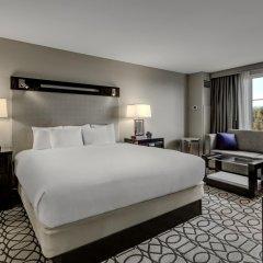 Отель Hilton Columbus at Easton США, Колумбус - отзывы, цены и фото номеров - забронировать отель Hilton Columbus at Easton онлайн комната для гостей фото 2