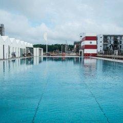 CABINN Odense Hotel бассейн