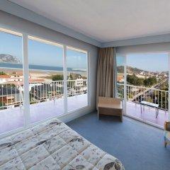 Отель Cosmopol Испания, Ларедо - отзывы, цены и фото номеров - забронировать отель Cosmopol онлайн балкон