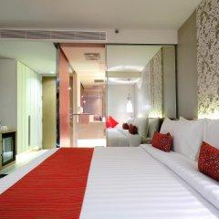 Отель Citrus Sukhumvit 13 by Compass Hospitality комната для гостей фото 2