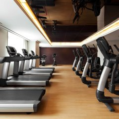 Отель Sheraton North City Сиань фитнесс-зал