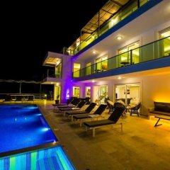 Villa Montana Турция, Патара - отзывы, цены и фото номеров - забронировать отель Villa Montana онлайн бассейн