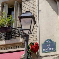 Отель Sacre Coeur Sights Париж балкон