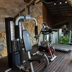 Silverland Sakyo Hotel & Spa Хошимин фитнесс-зал