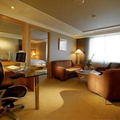 Отель Grand Hotel Южная Корея, Тэгу - отзывы, цены и фото номеров - забронировать отель Grand Hotel онлайн удобства в номере