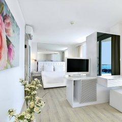 Le Bleu Hotel & Resort комната для гостей фото 2