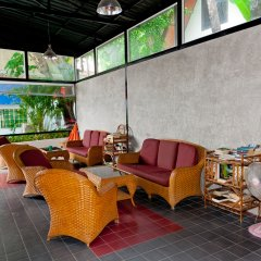 Отель Fullmoon Beach Resort интерьер отеля