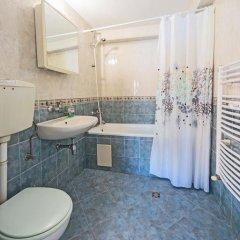 Hostel Pashov Велико Тырново ванная