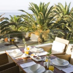 Alion Beach Hotel in Ayia Napa, Cyprus from 211$, photos, reviews - zenhotels.com meals photo 3