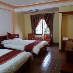 Cherry Sapa Hotel комната для гостей
