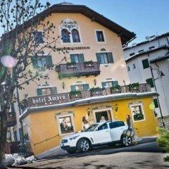 Ambra Cortina Luxury & Fashion Boutique Hotel парковка