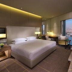 Отель Hyatt Regency Dubai Creek Heights 5* Стандартный номер с двуспальной кроватью